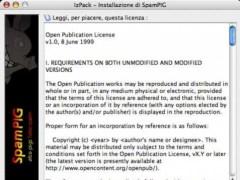 SpamPIG 0.3 Screenshot