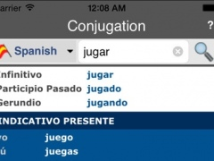 Spanish-English Business Dictionary (Offline) 3.0 Screenshot