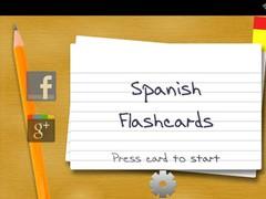 Spanish Flashcards Free 4.2 Screenshot