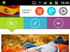 Spanish in a Month Free 1.28 Screenshot
