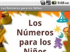 Spanish Numbers for Children 1.0.5 Screenshot