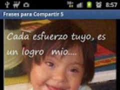 Spanish phrases 5 1.0 Screenshot