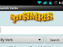 Spanish Verbs Free 1.4 Screenshot