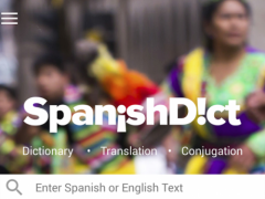 SpanishDict Translator 2.1.22 Screenshot