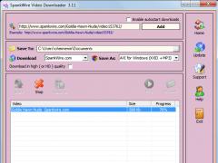 SpankWire Video Downloader 3.16 Screenshot