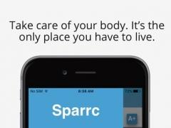 Sparrc 1.0 Screenshot
