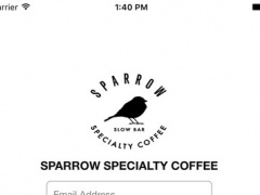 Sparrow Specialty Coffee 4.1.0 Screenshot