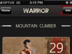 Spartacus Epic Workouts 1.6 Screenshot