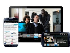 Review Screenshot - Free Online TV – Turn Your Phone into a Mini TV Set