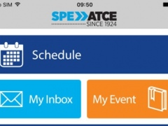 SPE Annual Technical Conference & Exhibition 1.1 Screenshot
