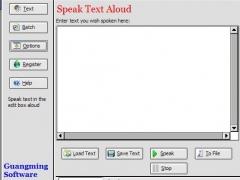 Speak Aloud 2.0.2015.419 Screenshot