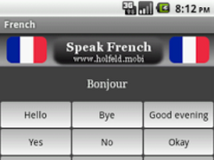 Speak French Free 1.3 Screenshot