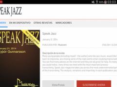Speak Jazz 5.2 Screenshot