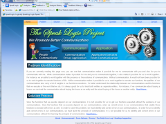 Speak Logic Information Analysis for Internet Explorer 1.1 Screenshot