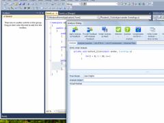Speak Logic Information Analysis for Visual Studio 1.1 Screenshot