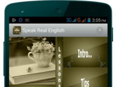 Speak Real English 1.1 Screenshot