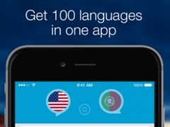 Speak & Translate Pro - Live Voice & Text Translator with Speech and Dictionary 1.0 Screenshot