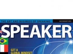Speaker Magazine - National Speakers Association (NSA) 28 Screenshot