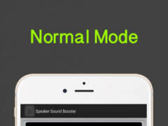 Speaker Sound Booster 1.0 Screenshot