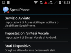 SpeakPhone  Screenshot