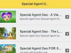 Special Agent OSO 1.0 Screenshot