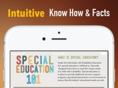 Special Education 101: Tutorial with Hot Topics 1.0 Screenshot