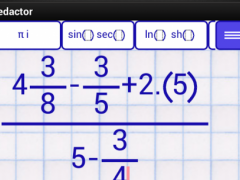 Special Expression Calc.. Paid 3.8.12 Screenshot