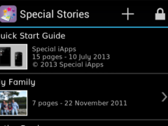 Special Stories 1.5.1 Screenshot