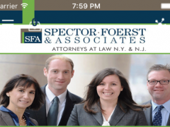 Spector Foerst & Associates 4.5.2 Screenshot