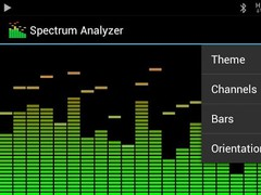 Spectrum Analyzer 2 2.2.1 Screenshot