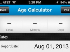 Speechies Chronological Age Calculator 1.0.2 Screenshot