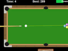 Speed Billiard  Screenshot
