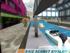 Speed Boat Racing Stunt Mania 1.0.3 Screenshot