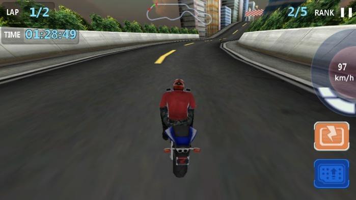 Speed City Moto