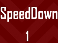Speed Down 1.0 Screenshot
