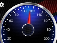 SpeedBoom - Speedometer With Turbo Sound 1.2 Screenshot