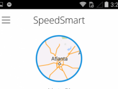 SpeedSmart Speed Test 1.0 Screenshot