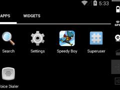 Speedy Boy 1.1 Screenshot