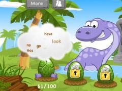 Spellosaur First 400 Words 1.0.1 Screenshot