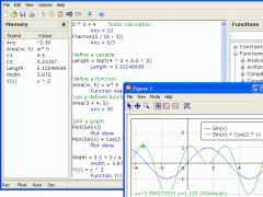 SpeQ Mathematics 3.4 Screenshot