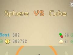 SphereVSCube 1.0 Screenshot
