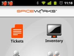 Spiceworks Mobile 1.0.3 Screenshot