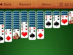 Spider Freecell - best cards games free 1.0 Screenshot