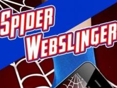 Spider Webslinger Free 1.1 Screenshot