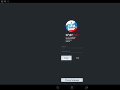 SPIEF 3.0.1 Screenshot