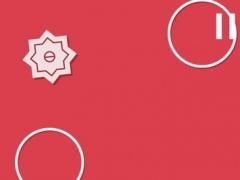 Spiky Circle Leap 1.0 Screenshot