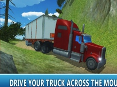 Spin Logging Truck Tires Race 1.0 Screenshot
