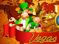 Spin Lucky Leprechaun with Gold Coin Slots Casino Bonanza Free 1.0 Screenshot