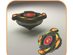 Spin Tops Battle 2.0 Screenshot