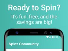 Spinz - Save money at local restaurants 1.0.1 Screenshot